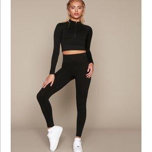 We are tala- black leggings